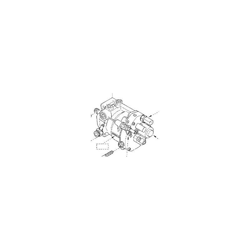 Pompe haute pression DCI Delphi Renault Clio - Kangoo