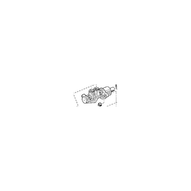 Maitre cylindre de frein Renault Clio 2 sans ABS