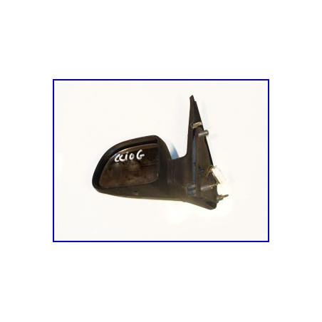Rétroviseur gauche Clio manuel 7700797004
