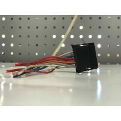 Connecteur ventilateur de chauffage Safrane avec climatisation automatique