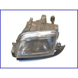 Optique de phare gauche Renault Clio 1 7701034146