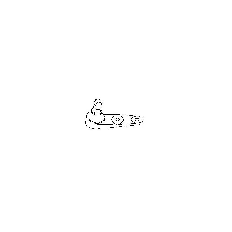 Rotule de suspension inférieur Renault 7701472038