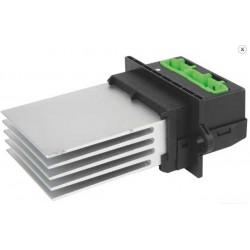 Résistance de chauffage Scenic II avec climatisation Automatique 7701048390