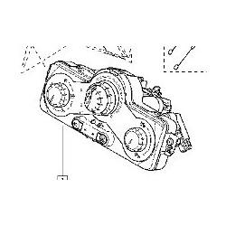 Commande de chauffage Renault Modus manuelle