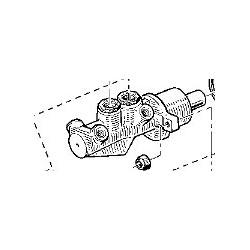 Maitre cylindre de frein Renault Clio 2 avec ABS