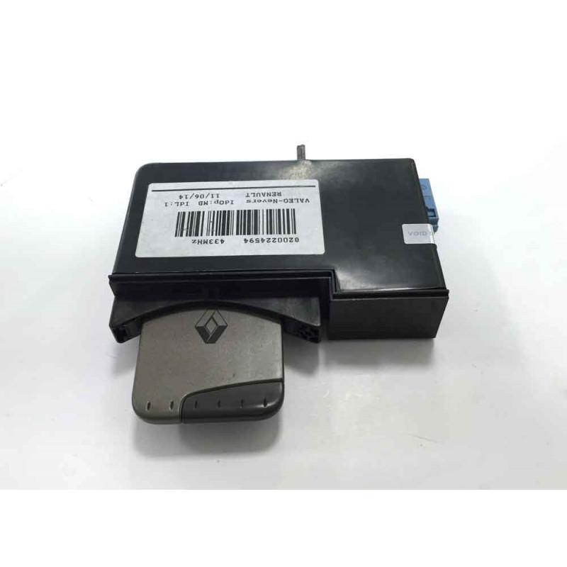 Lecteur de carte Renault Laguna 2, VelSatis, Espace 4