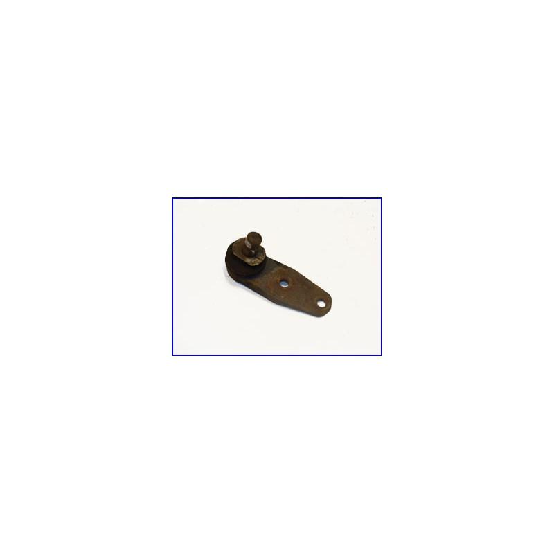 Rotule de train, rotule de suspension, rotule inférieur