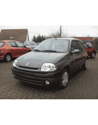 Clio II de 05/1998 à 06/2001